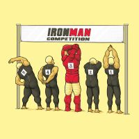Ironman Competition by Ian-Summers