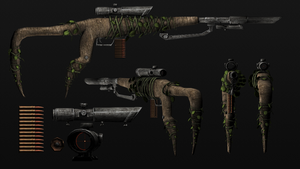 Herba Assault Rifle by GreyPWalker