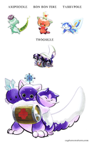 Capture Creature Fusion! by Pocketowl