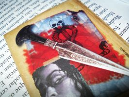 Dagger of Bellatrix Lestrange by Lukeeter