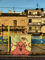 Street Art in Montevideo by WillemFred