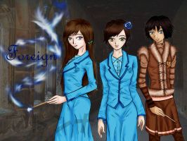 27. Foreign by ChineseKawaiiK by Hogwarts-Castle