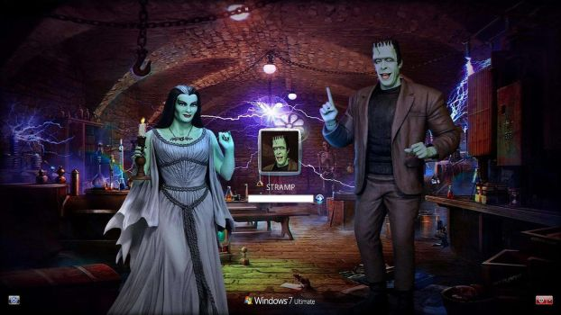 Munsters vista7 by stramp1a