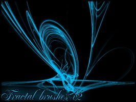 Fractal brushes v2 by xChaosTheory