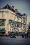 Old Buildings in the city of Jakarta by ankcupu