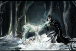 Expecto Patronum by Vizen