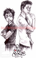 Chuck vs Billie Joe by IwannaPissInYourBed