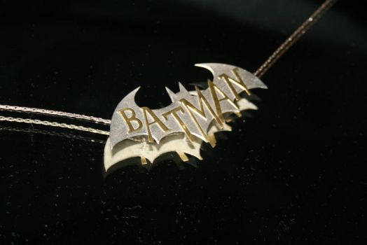 Batman Pendant by AtraVerum
