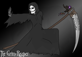 Grim Reaper by Tifa-the-Strange