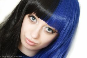 Blue by Kawaii-x-Stock