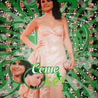 Blend Selena Gomez #16 by VicGomezEditions
