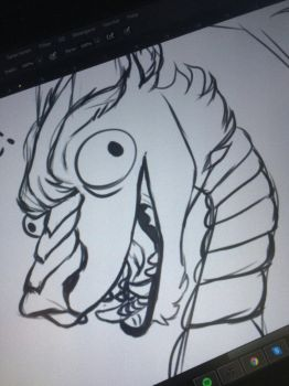 streaming derpy dragons!  by icarus-descends