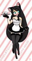 Maid Omelet by StarValerian