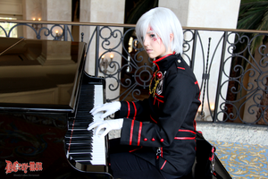 DGM: The Pianist by BloodyCoffee