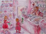Robbery candy store ( attack number: 3) by Doringota
