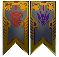 Transtech Flags by FunPubComics