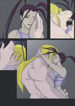 The Shinobi's Heart: Alex/Ibuki Mini-Comic Page 9 by EdmondDantes23