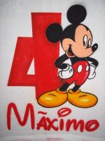 mickey mouse by javiercr69