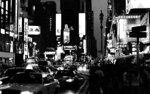 Times Square by ItsAGoodDayBob