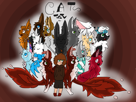 Cat~Tail Cover (re-made) by FoxyLuvers