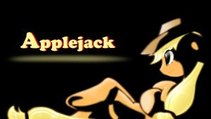 Applejack. 100% shade opacity. by Animeculture