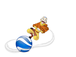 Google Earth Aang by TlanImass
