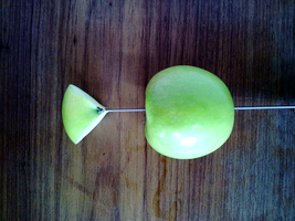 Green Apple by thales-img