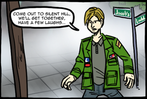 Silent Hill 2 by theEyZmaster
