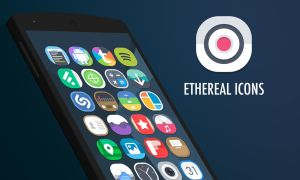 Ethereal Icons (Google Play) by draseart