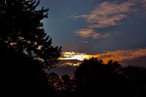 Morning Sky 8-8-11 by Tailgun2009