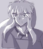 Inuyasha by AngelofHapiness