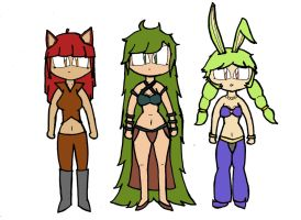 Free Adoptables Batch 298 (Closed) by D-Prototype