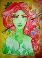 Poison Ivy by Melii