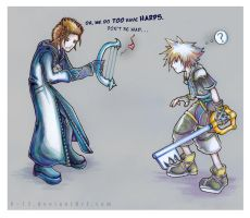 KH2 - Don't Be Mad by 8-13