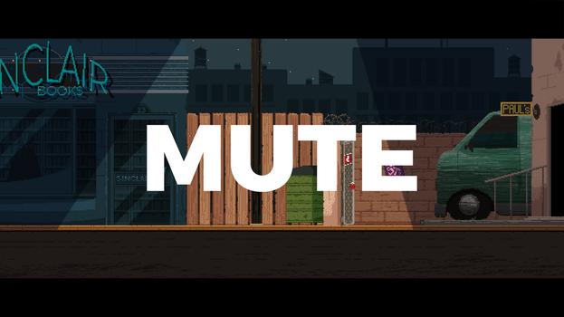 MUTE Wallpaper by The-Other-User