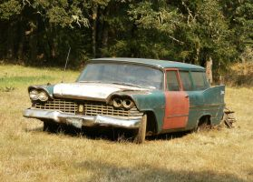 1959 Plymouth Custom Suburban by finhead4ever