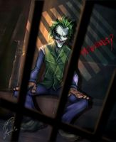 a version Why so Serious???? by alxortega