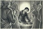 Good Omens: A Game of Fate by Eldanis