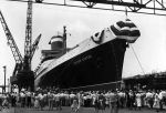 Building the SS United States by 121199