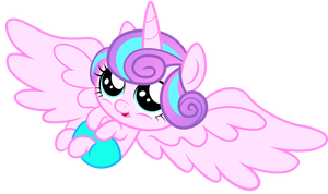 Flurry Heart Vector by SpellboundCanvas