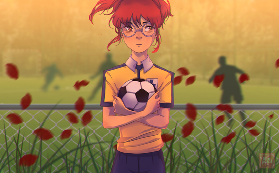 commission soccer by Lilac-Patal