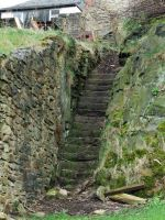 Mysterious steps by tommy-tommerson