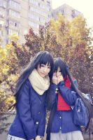 just look the same as K-ON by Mcosplay
