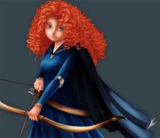Merida by Erde27
