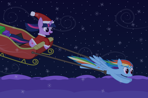 Sleigh Ride by joeyh3