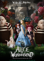 Poster- Alice in Wonderland by Gato-Chico