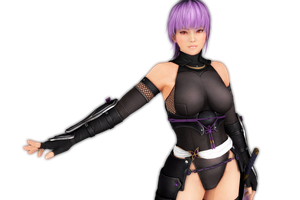 Ayane blender Cycles by fateheartnet