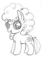 Ponysona - Swirly Flower by yamisgirlmai
