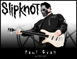 Paul Gray by Hellknight10