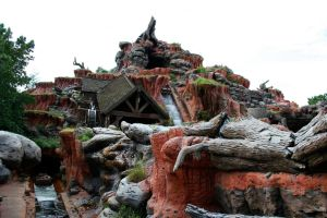 MK Splash Mountain 33 by AreteStock